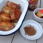 Slow Cooker BBQ Chinese Chicken