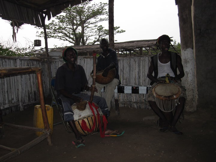 Drummers Gambia