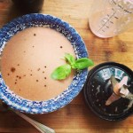 Strawberry & Basil Soup – Jamie Oliver Superfood