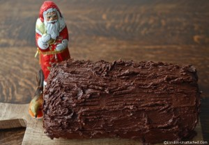 Yule-Log image