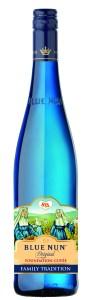 Blue nun wine