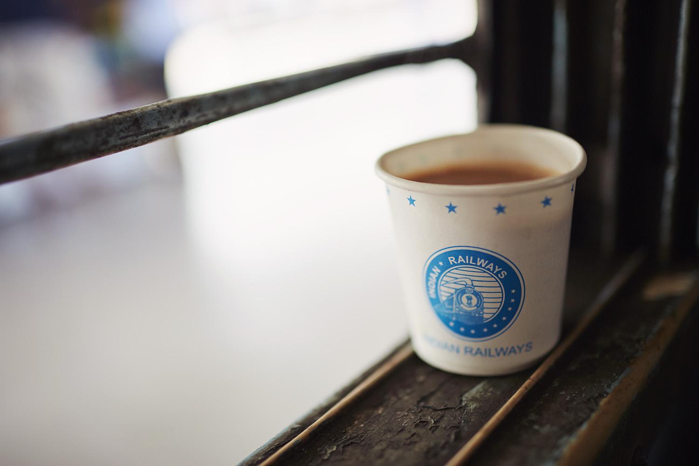 chai cup train india