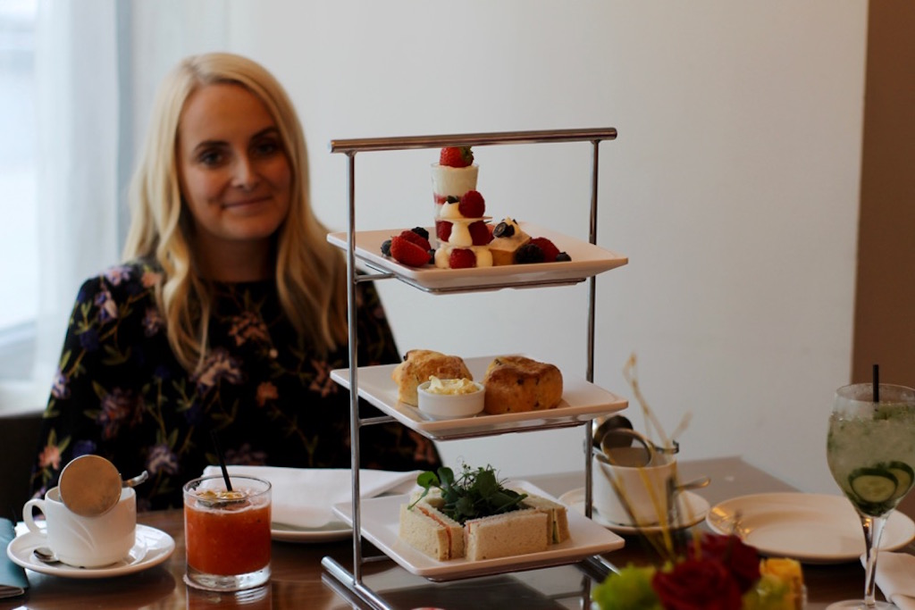 hilton afternoon tea