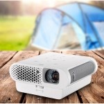 Indoor & Outdoor Cinema Fun With BenQ GS1 Projector