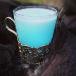 White walker cocktail drink inspired by Game Of Thrones