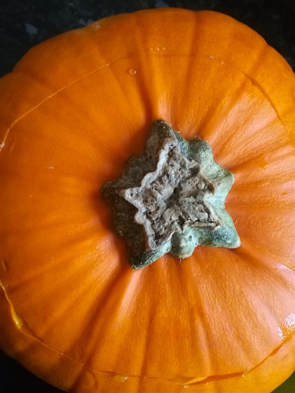 pumpkin cheese fondue