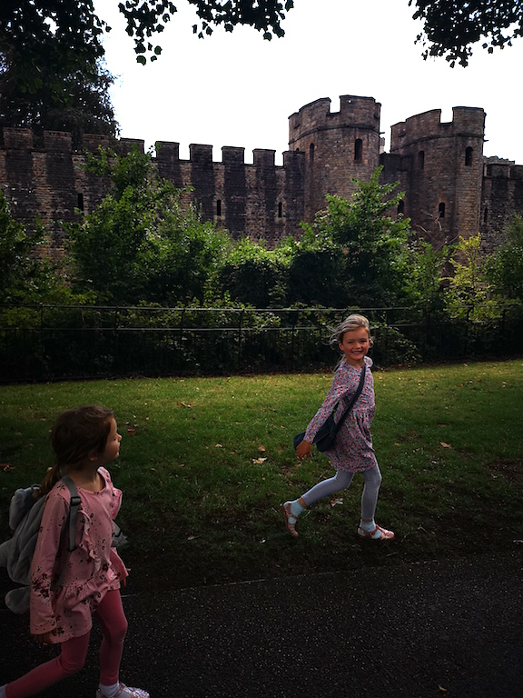 cardiff castle kids