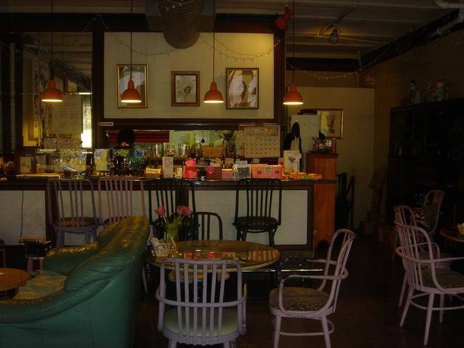 Hiroko's interior