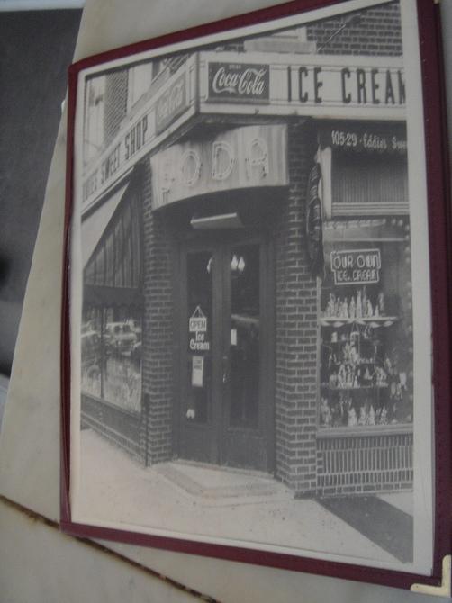 Eddie's Sweet Shop