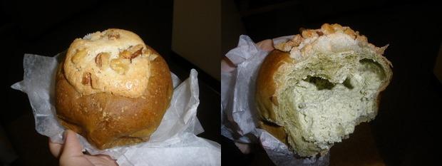 Green Tea Bread