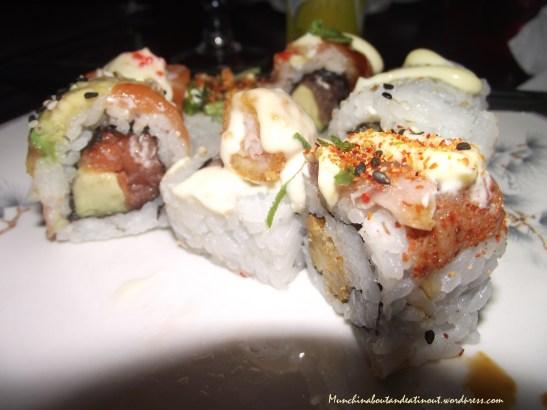 sushi featured image on blog
