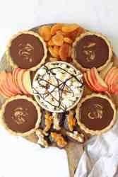 Vegan Thanksgiving Dessert Board