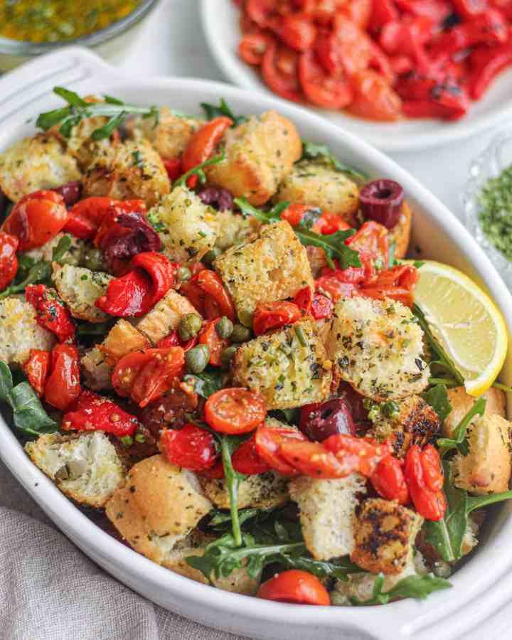 Ciabatta Salad