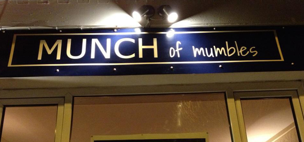 Welcome to Munch of Mumbles