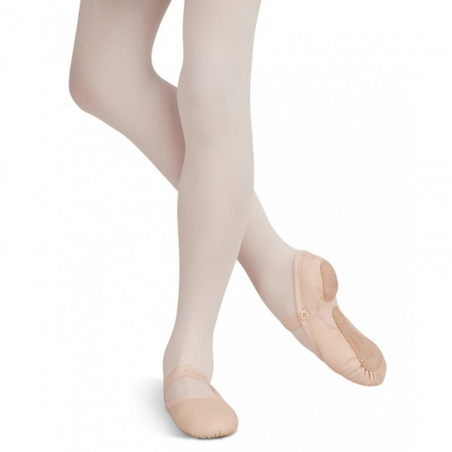 Tan Ballet Shoes