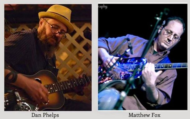 Matthew Fox & Dan Phelps Play Kinross at Backstage
