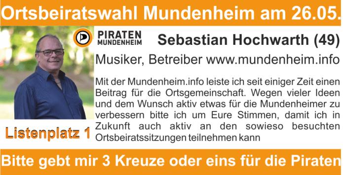 Ortsbeirat-Sebastian Hochwarth