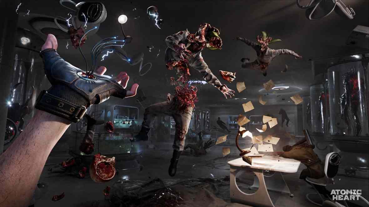 E3 Day 2 - Xbox & Bethesda Games Showcase - 原子之心 - 1