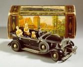El Grosser Mercedes de Tippco, exhibido en el Deutsches Historisches Museum (Berlín)