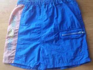 Bañador niño 12 años azul marca MK Malawi Kids