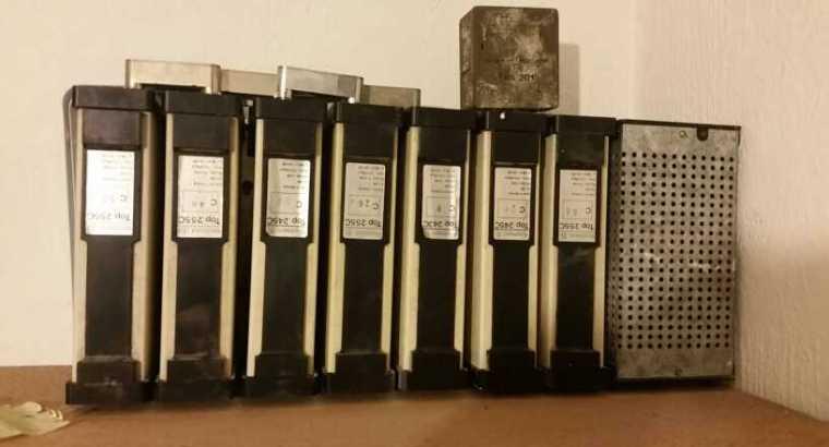 Módulos amplificadores monocanales Hirschmann