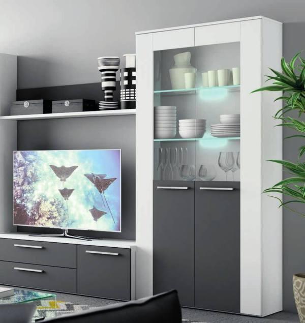 Salón moderno QUATRO 006