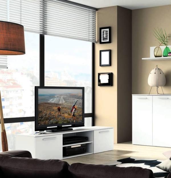 Salón moderno QUATRO 013