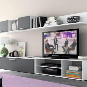 Salón moderno QUATRO 036
