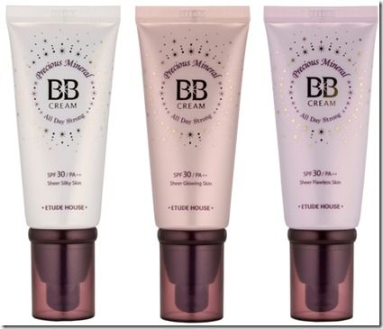 Etude House Mineral BB Cream