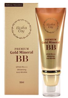 Premium Gold Mineral BB SPF 45, PA +++