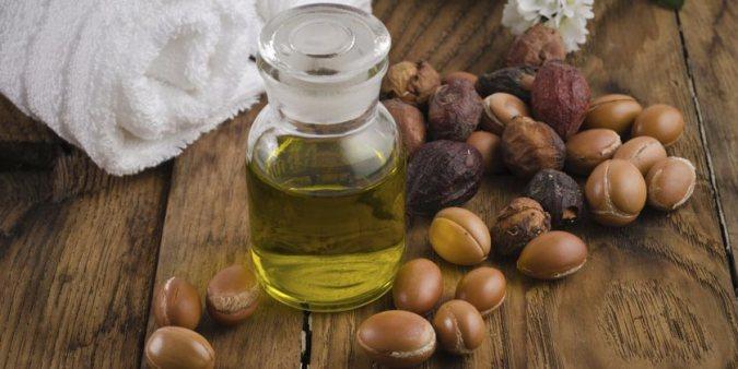 Cejas aceite argán
