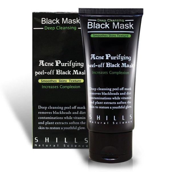 Mascarillas black mask