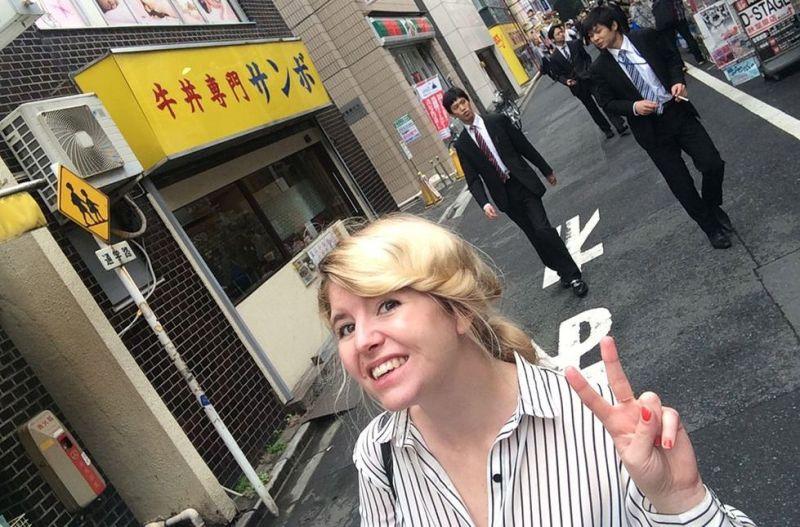 Viajar sola a Tokyo