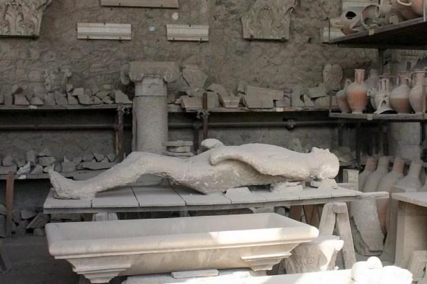 Pompeia (Foto: Reprodução/Google Maps)
