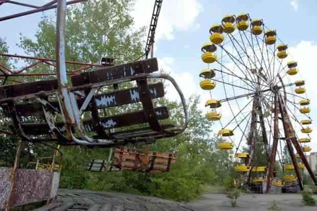 Pripyat (Foto: Gatty Images)