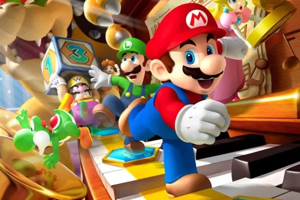 Mario | Foto: Divulgação/Nintendo