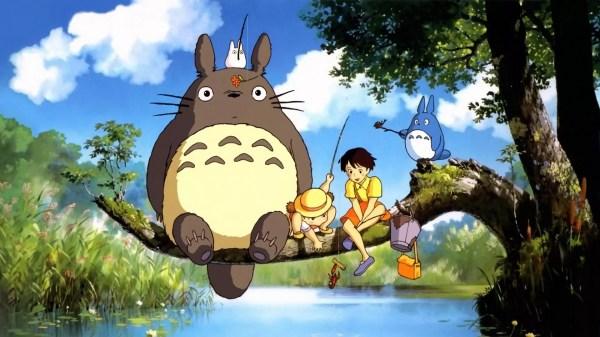 Meu amigo Totoro | Foto: Divulgação