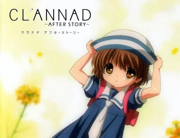 Anime Clannad (Imagem: Divulgação)