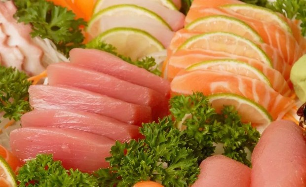 Sashimi (Foto: Mundo-Nipo/Restaurante Tanaka) Todos os direitos reservados.