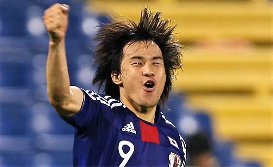 dc4541c9ff Japão divulga pré-lista com 27 jogadores para a Copa do Mundo ...