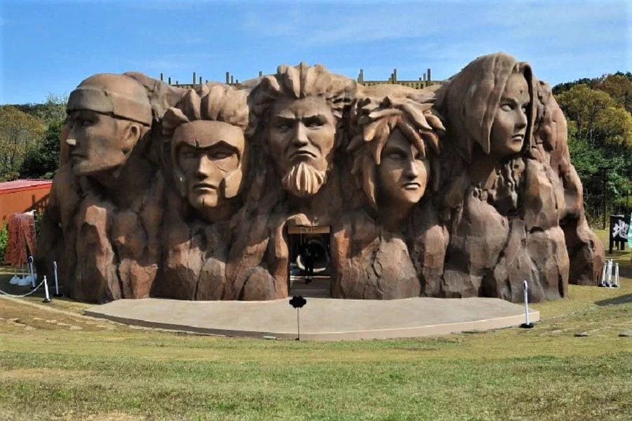 Parque temático no Japão recria Vila da Folha de Naruto
