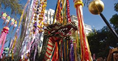 Tanabata Matsuri na Liberdade | Foto: Reprodução / Li Berdusco