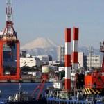 Exportações do Japão ficam bem abaixo da expectativa em agosto
