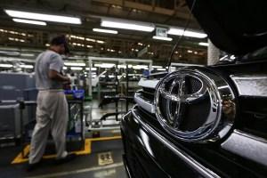 Fábrica da Toyota na Ásia | Foto: D. Pignatelli
