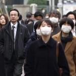Japão tem mais de 1,3 mil  casos diários de Covid-19 pelo 5º dia seguido