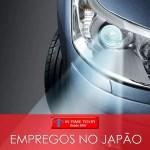 Emprego no Japão: vagas em fábrica de autopeças em Shizuoka