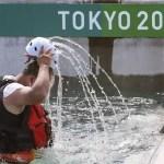Calor intenso no Japão afeta atletas e moradores de Tóquio