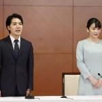 Filha de herdeiro do trono do Japão se casa com plebeu e deixa realeza