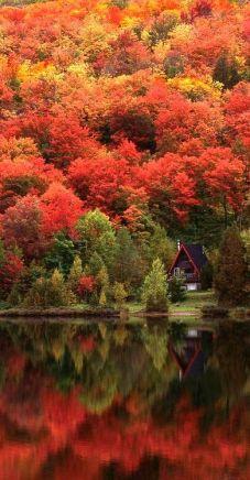 otoño quebec
