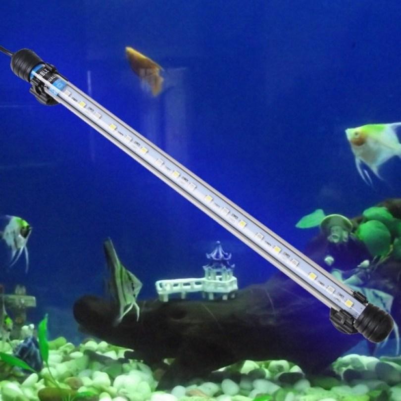 Luz para acuario